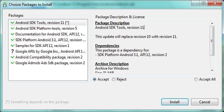 Cara Install Aplikasi Android ke SD Card