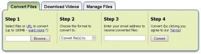 Mengubah Format File Secara Online