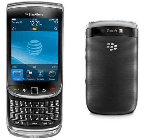 Kelebihan Dan Kekurangan Blackberry Torch 9800