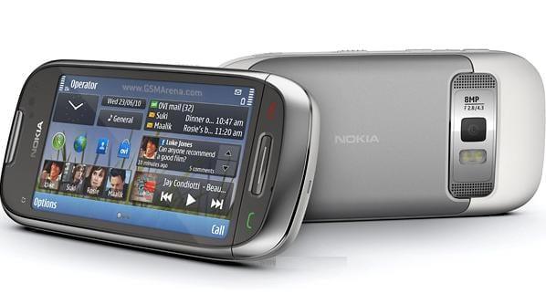 Spesifikasi Harga Nokia C7