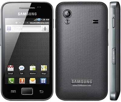 Spesifikasi & Harga Samsung Galaxy Ace