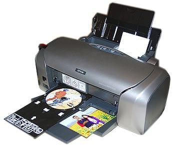 Cara Reset Printer Epson R230 Yang Blinking