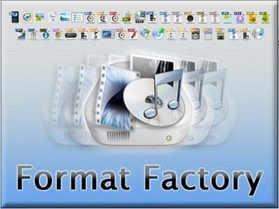 Merubah Format File Menggunakan Format Factory