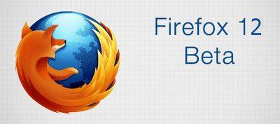 Download Mozilla Firefox Terbaru 12 Beta