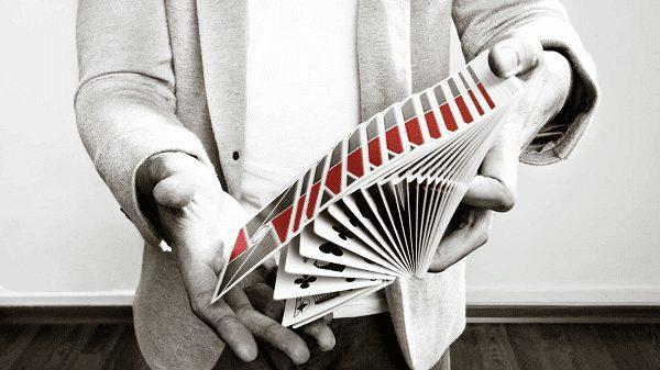 Belajar Card Flourish