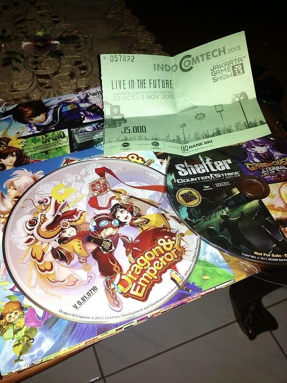 Game Festival Indocomtech