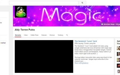 5 Video Populer Weekdays Magic