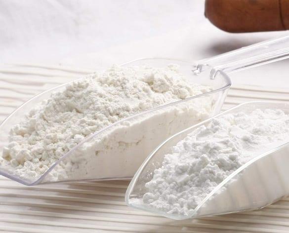 Jajanan Pasar Berbahan Terigu Protein Rendah