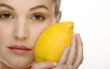 Cara Atasi Jerawat Dengan Lemon