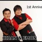 1st Anniversary Jiban Emon
