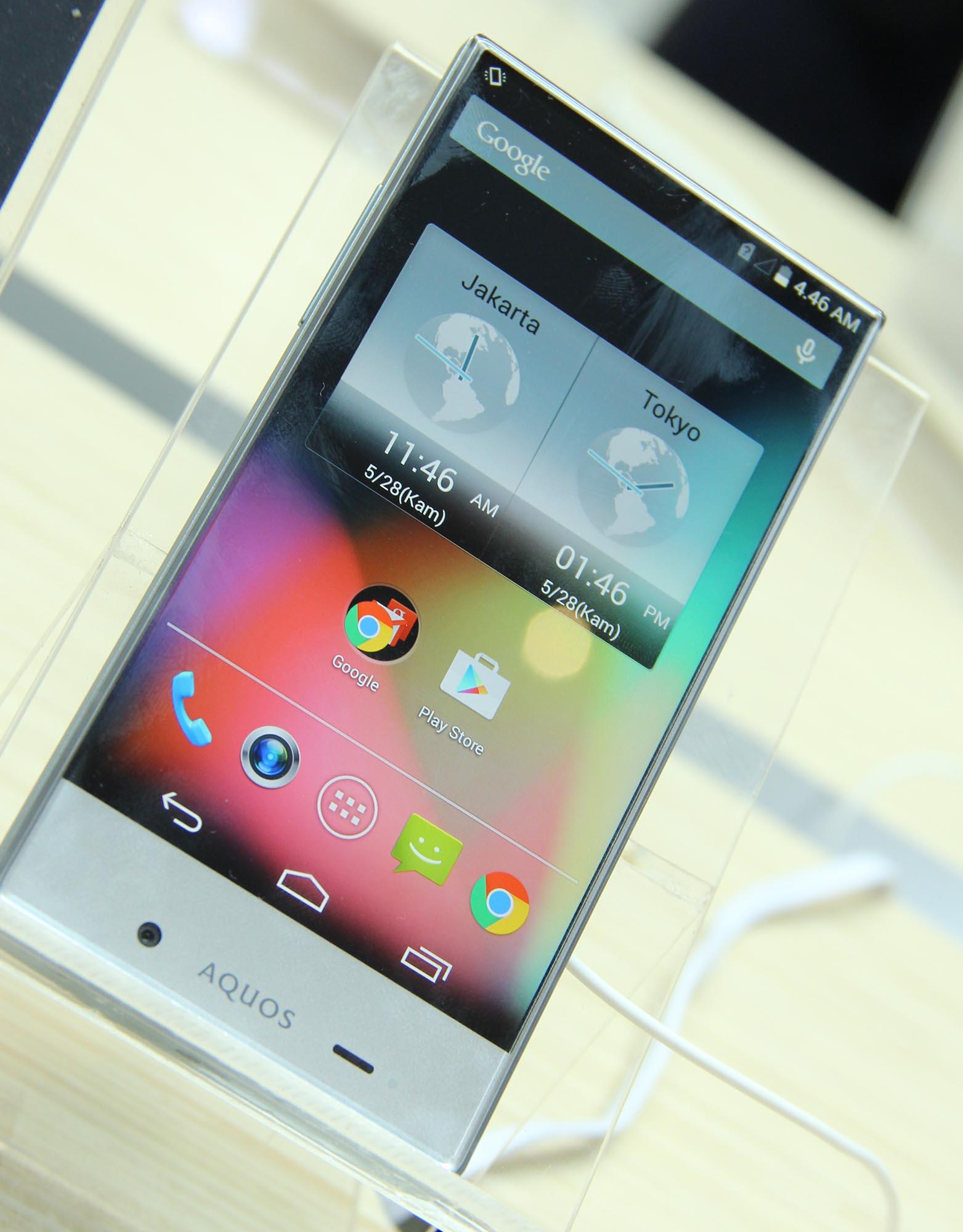Sharp Aquos 4G