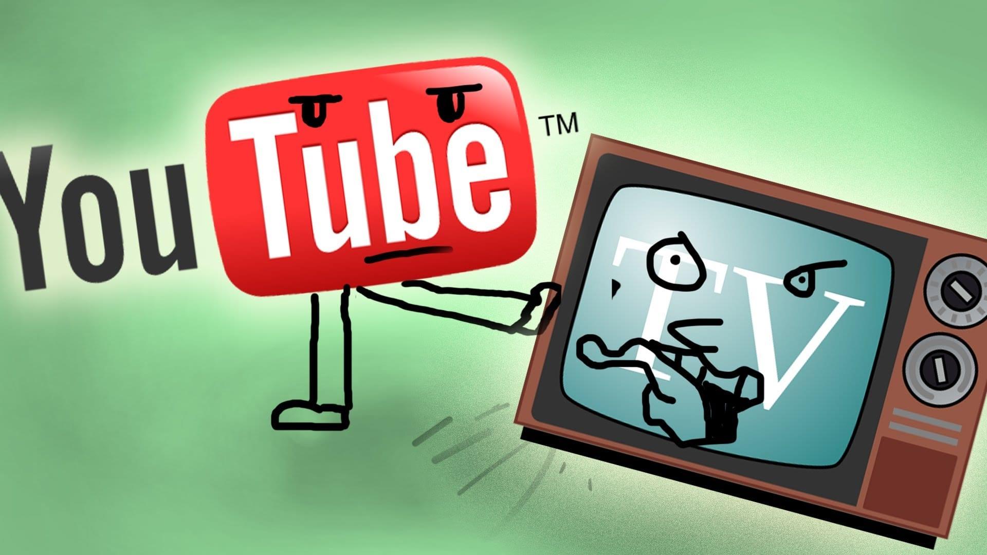 Televisi atau Youtube