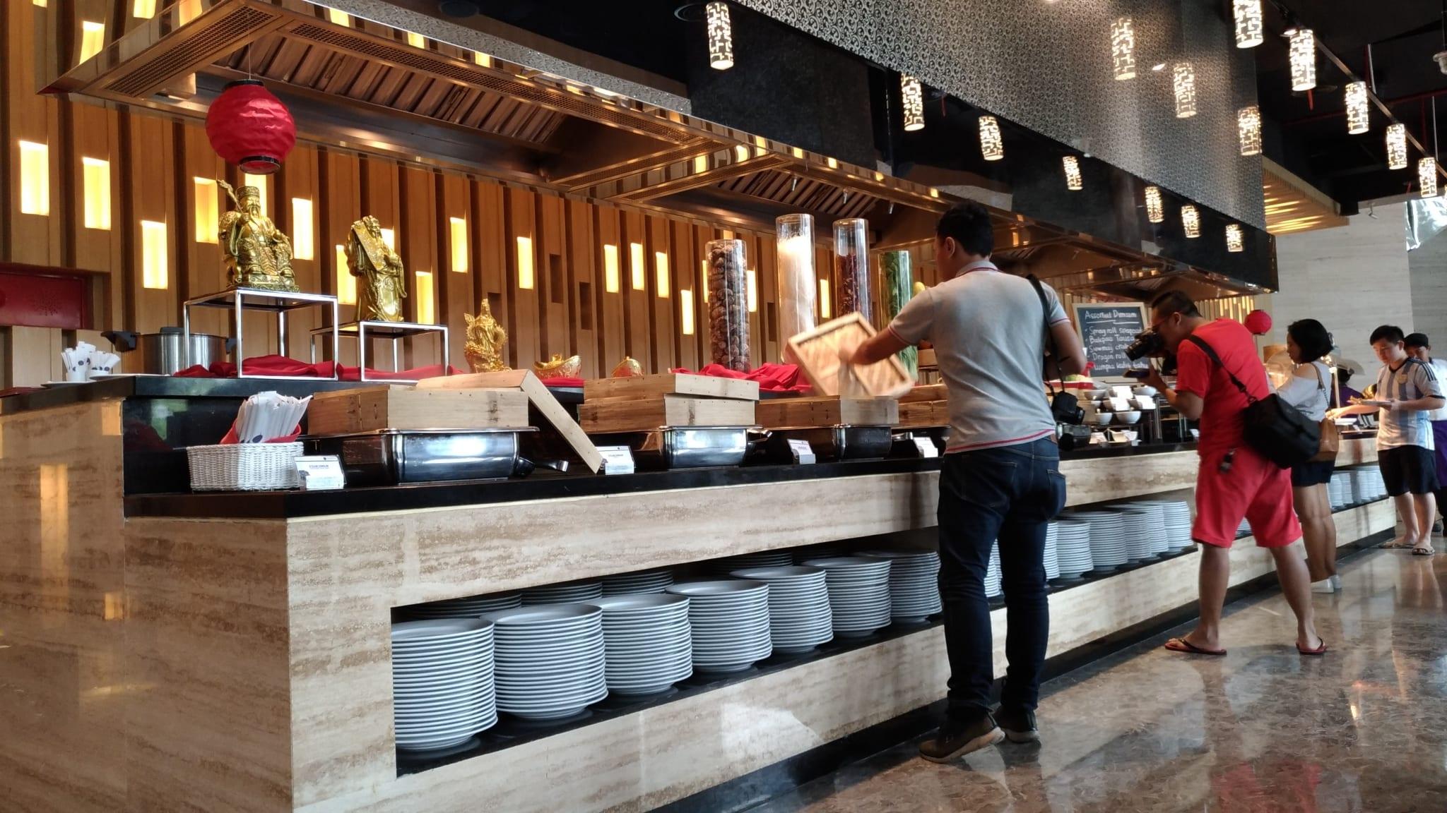 Cattapa Resto Mercure Jakarta Kemayoran