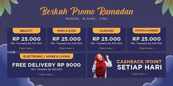 Berkah Promo Ramadhan iLotte