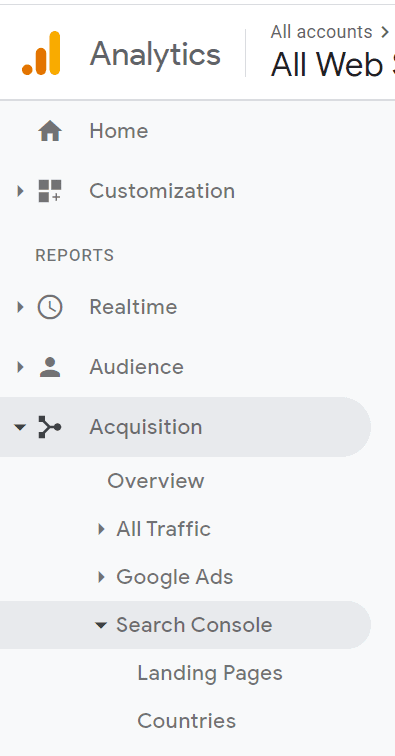 Google Analytcs Search Console Optimasi Artikel