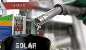 Bahan Bakar Solar