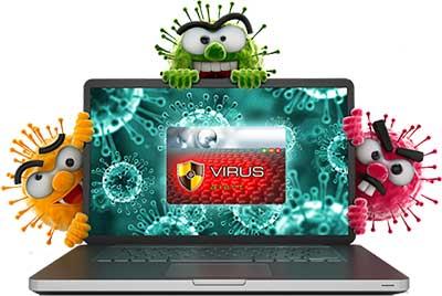 Penyebab Laptop Banyak Virus
