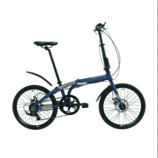 Sepeda Lipat United Cora 7