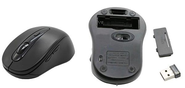 Memilih Jenis Konektivitas Mouse Wireless