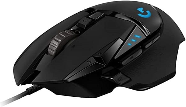 mouse wireless Logitech G502 Hero