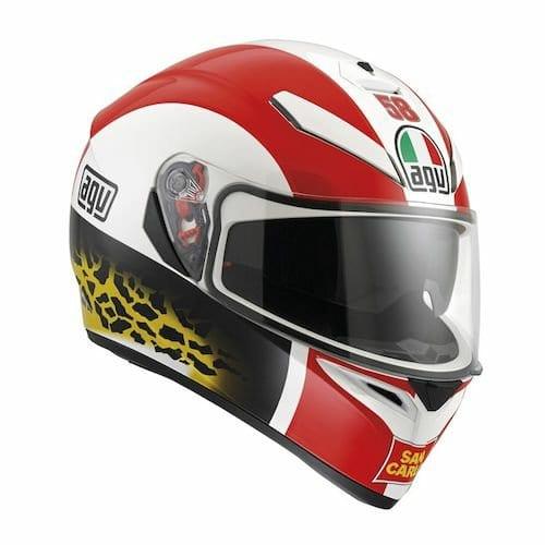Rekomendasi Helm 3 Jutaan AGV K3 SV