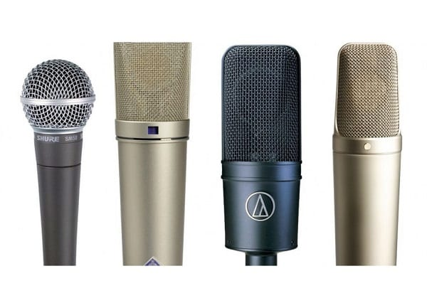 Jenis Microphone