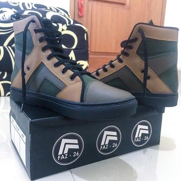Brand Sepatu Lokal Indonesia Faz26