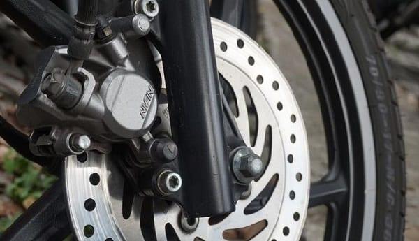 Jenis Rem Cakram Motor