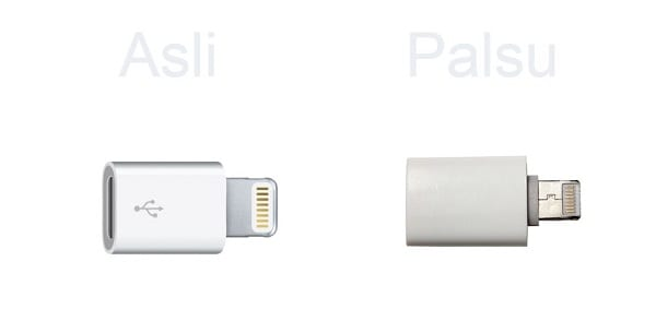 Simbol USB Tidak Timbul