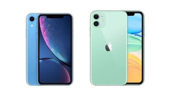 iPhone XR atau iPhone 11